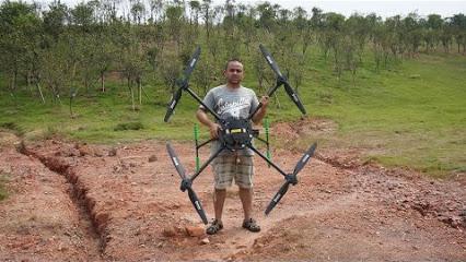 insansız kameralı  hava aracı